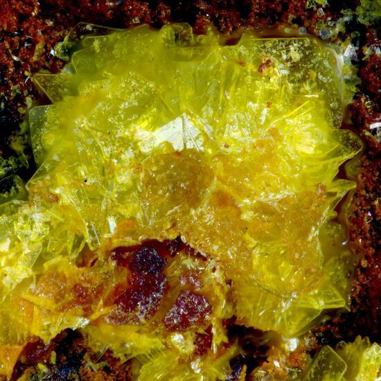 Phosphuranylite
