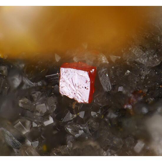 Getchellite & Orpiment