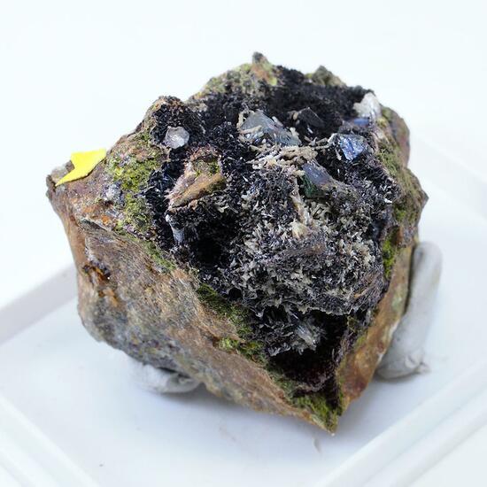 Cuprite Beudantite & Tsumcorite