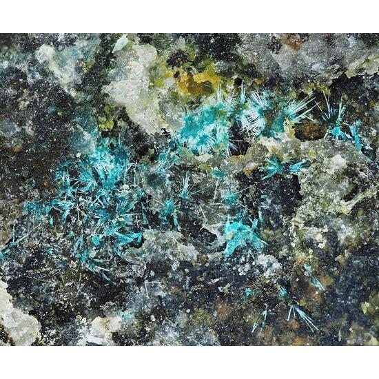 Quetzalcoatlite & Kawazulite