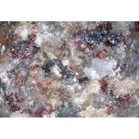 Pyrobelonite & Native Copper