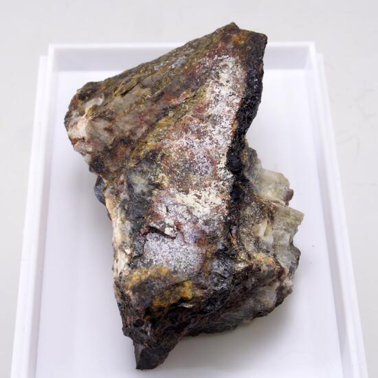Formanite-(Y) & Thorogummite