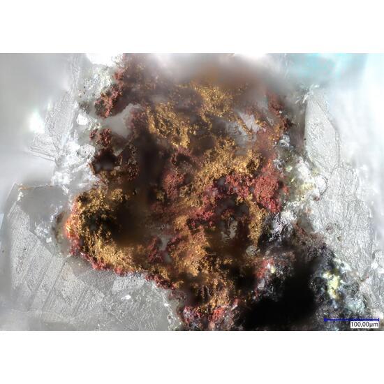 Utahite Yafsoanite & Native Gold