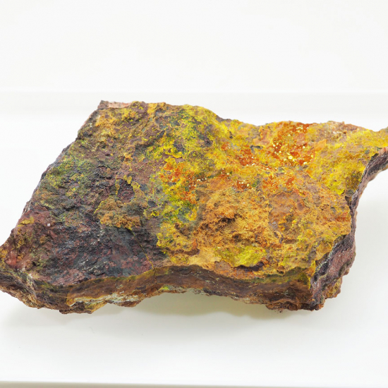Studtite On Joliotite