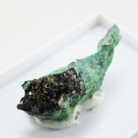 Kasolite & Torbernite
