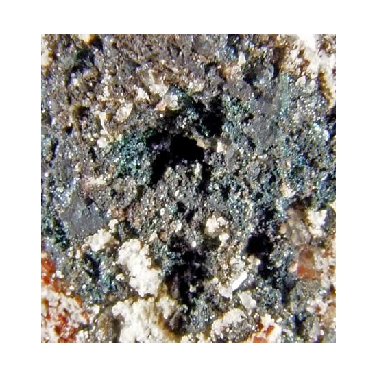 Bismuthinite Wittichenite & Djurleite