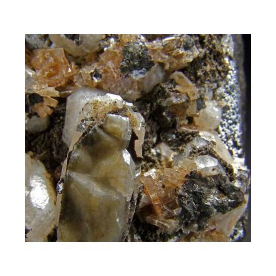 Herschelite Gmelinite & Fluorapophyllite-(K)