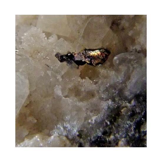 Heulandite Chabazite With Chalcopyrite