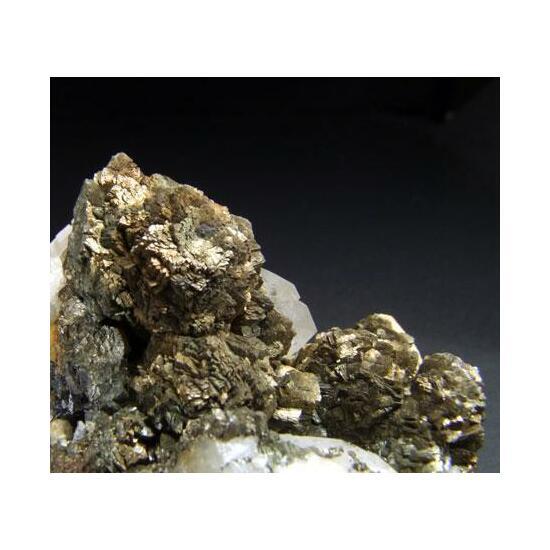 Marcasite & Calcite