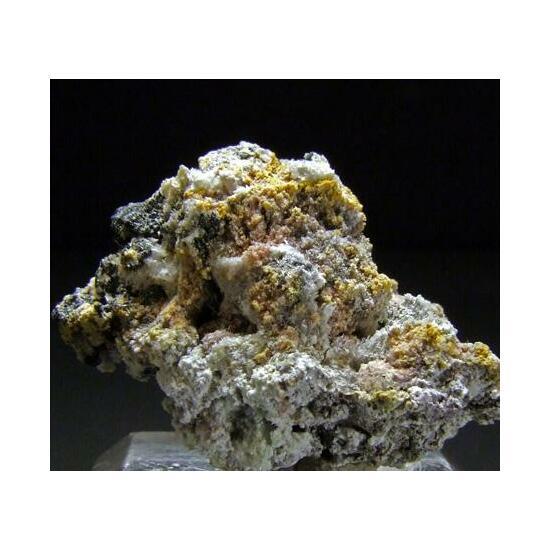 Metavoltine Voltaite & Aluminocopiapite