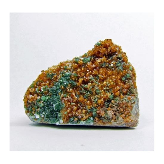 Grossular & Vesuvianite