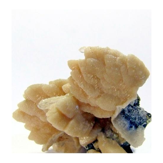 Ankerite Quartz & Chalcopyrite