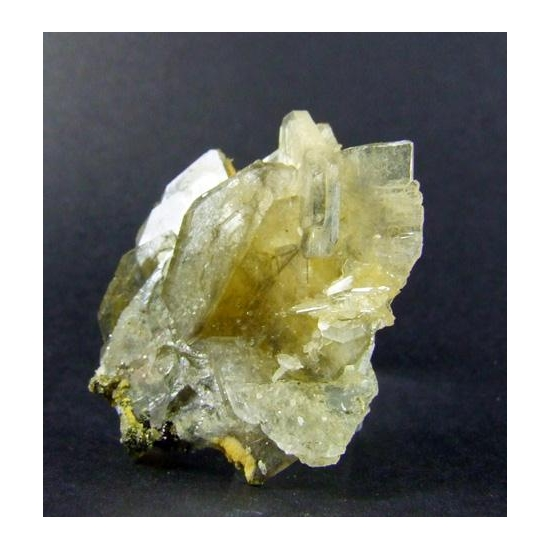 Baryte & Native Sulphur