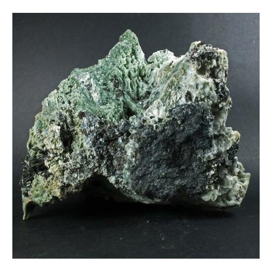 Native Silver & Quartz