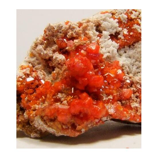 Polyhalite & Chromian Wulfenite