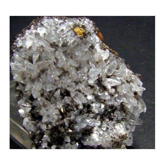 Ranciéite & Calcite
