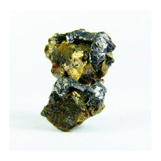 Tetrahedrite On Chalcopyrite