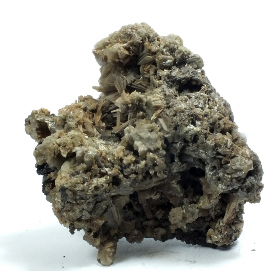 Cerussite Linarite & Coronadite