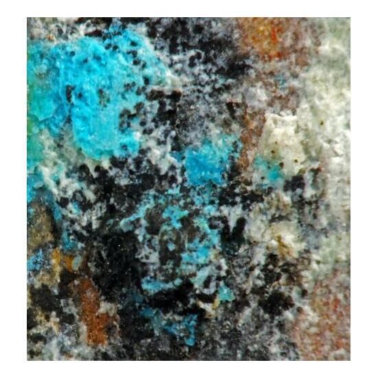 Descrespignyite-(Y) & Tenorite