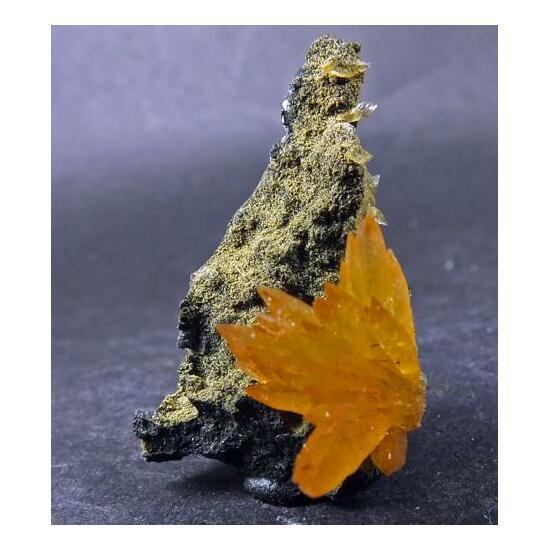 Ferroan Calcite