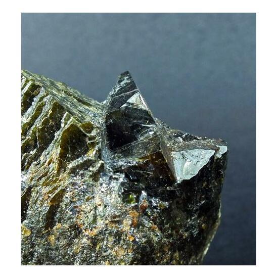 Manganoan Hedenbergite