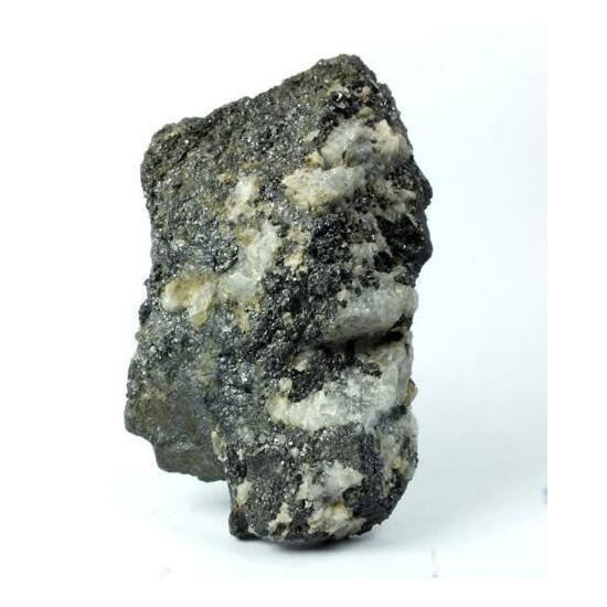 Scheelite In Magnetite