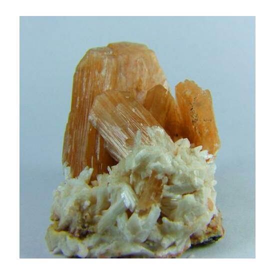 Stellerite & Laumontite