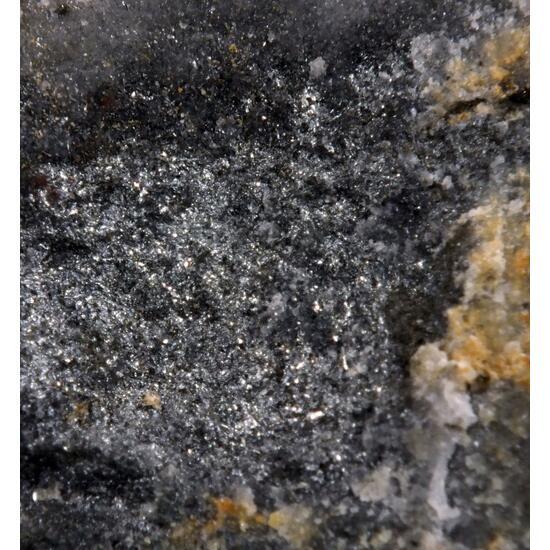 Stibnite Ankerite & Cervantite
