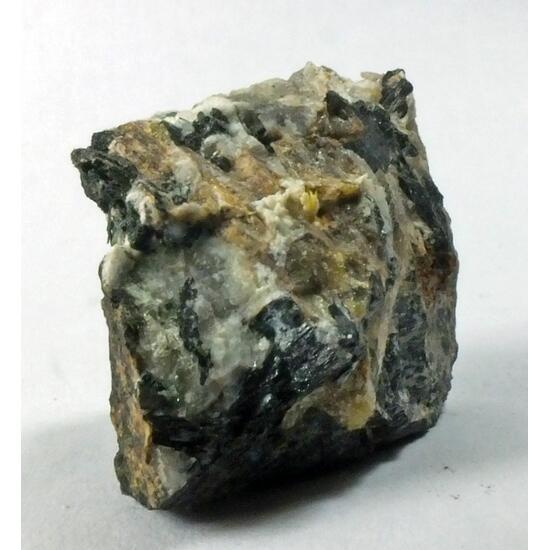 Tundrite-(Ce) With Albite