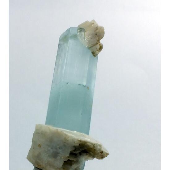 Aquamarine & Albite