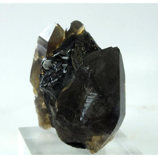 Cassiterite & Smoky Quartz