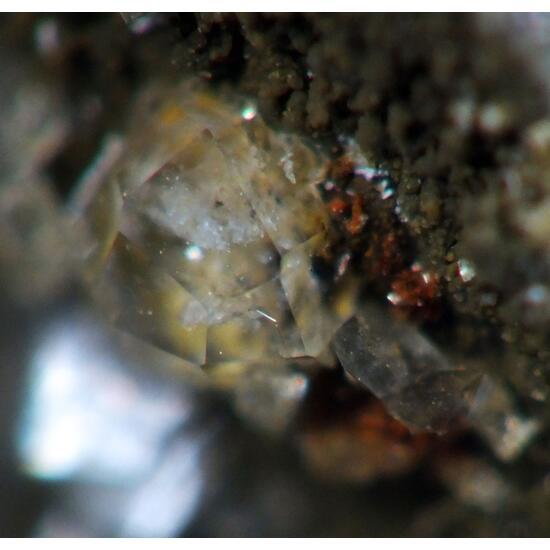 Clinoptilolite-Na Pyrrhotite & Analcime