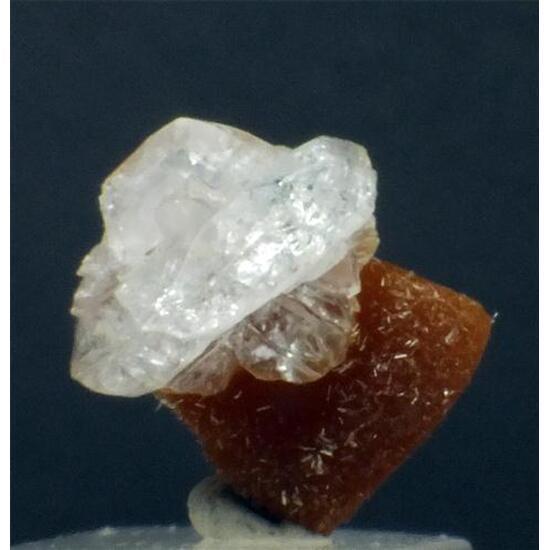 Ferroan Calcite & Chabazite