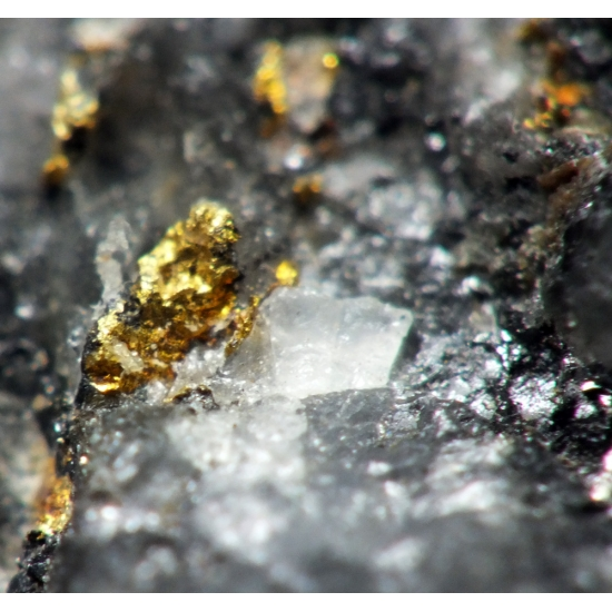 Gold & Stibnite