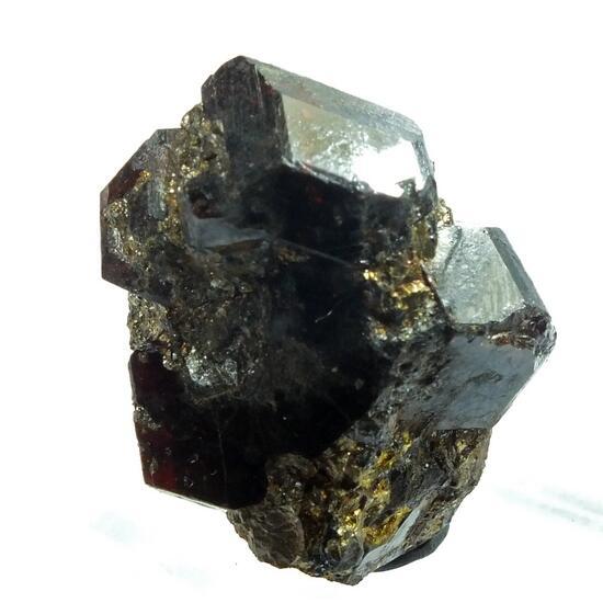 Spessartine In Chalcopyrite
