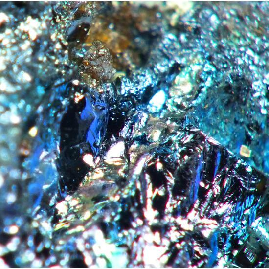 Sphalerite Bornite & Chalcocite