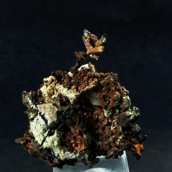 Native Copper Native Silver & Gypsum