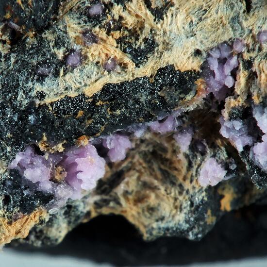 Mansfieldite & Smolyaninovite Psm Erythrite