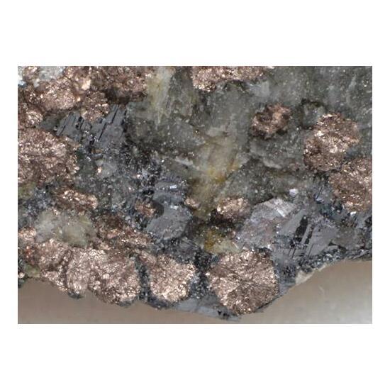 Nickeline & Bismuth