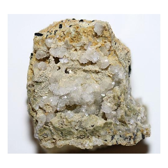Clinoptilolite-Ca & Ferrierite-Mg