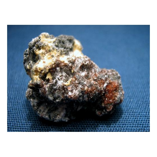 Römerite Halotrichite Copiapite & Voltaite