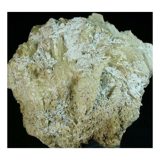 Pectolite & Tacharanite