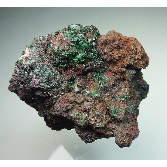 Malachite & Limonite