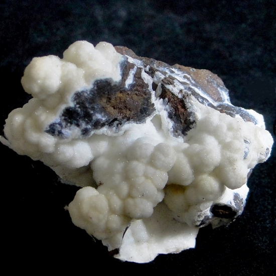 Chalcedony & Smithsonite