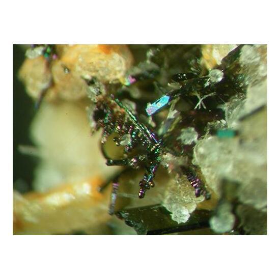 Perovskite & Chabazite