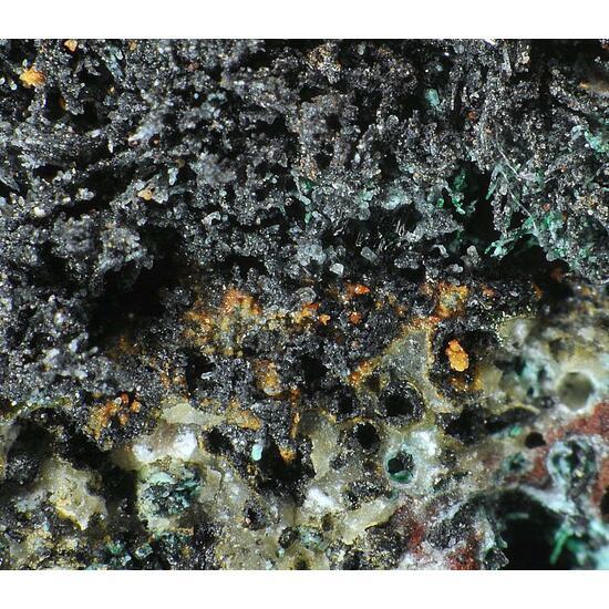 Mcbirneyite Lammerite & Lyonsite