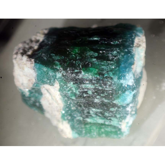 Natrochalcite & Kröhnkite