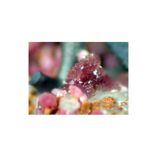 Variscite & Leucophosphite