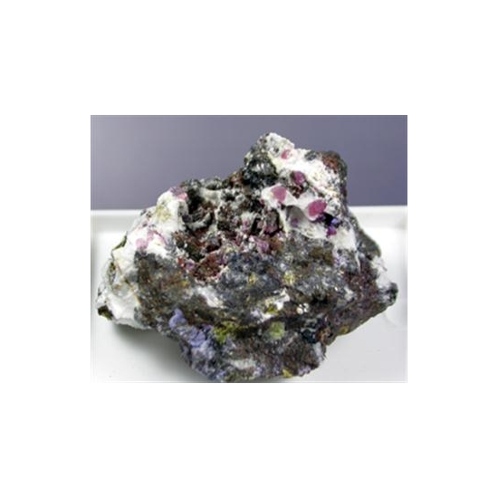 Ferroan Variscite & Bermanite
