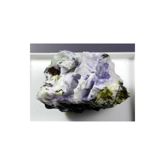 Variscite Strengite Phosphosiderite & Bermanite